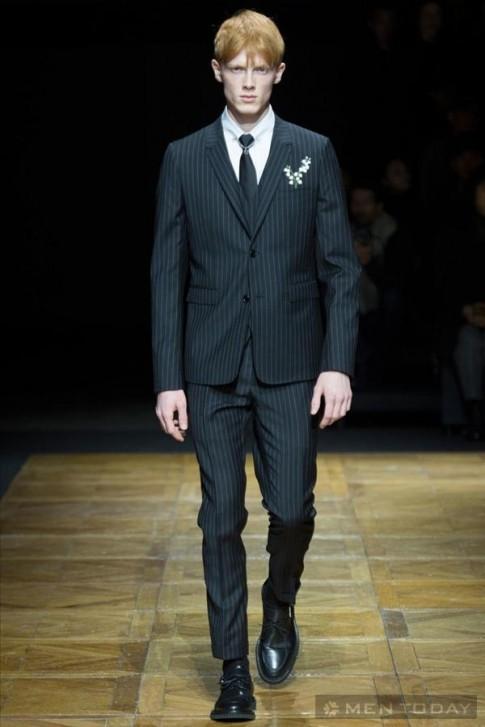 BST thời trang nam thu đông 2014 của Dior Homme | PFW