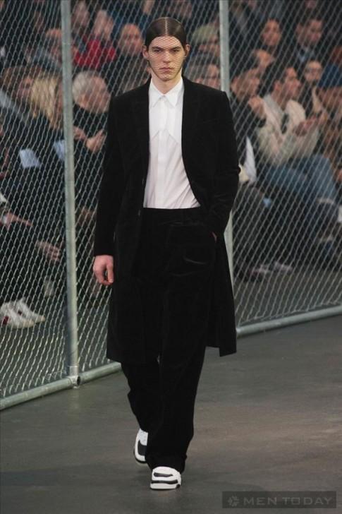 BST thời trang nam thu đông 2014 của Givennchy | PFW