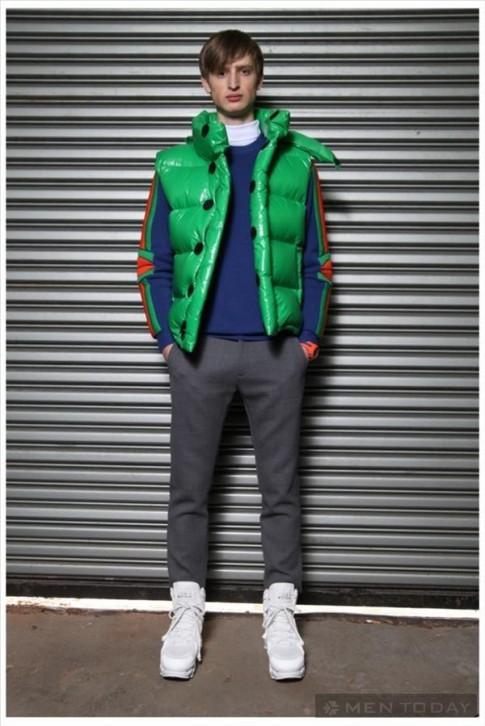 BST thời trang nam thu đông 2014 của Marc by Marc Jacobs | NFW