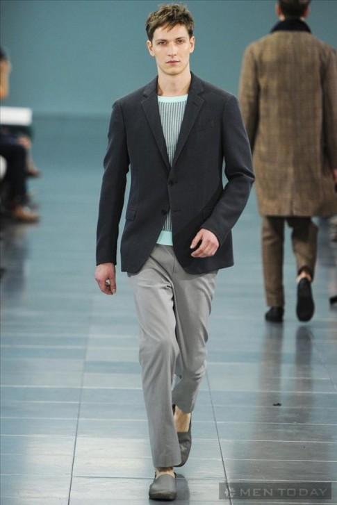 BST thời trang nam xuân hè 2014 từ Nicole Farhi (P2)
