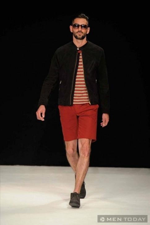 BST thời trang nam xuân hè 2014 từ Oliver Spencer (P1)