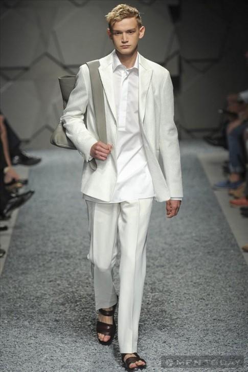 BST thời trang nam xuân hè 2014 từ Z Zegna