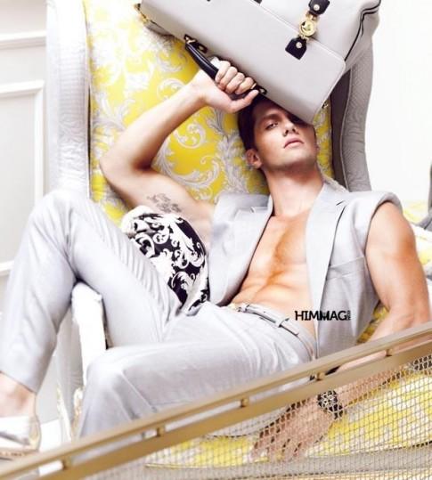 BST thời trang Xuân hè 2013 của Versace