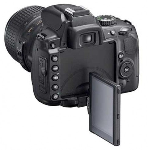 Các dòng DSLR của Nikon