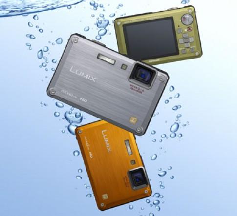 Các dòng máy ảnh đời 2009 của Panasonic