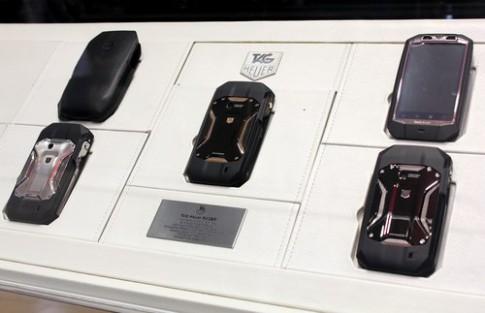 Các phiên bản Tag Heuer Racer vừa ra mắt ở VN