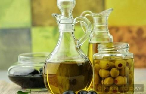 Các quý ông hãy tin tưởng dầu olive hơn nữa!
