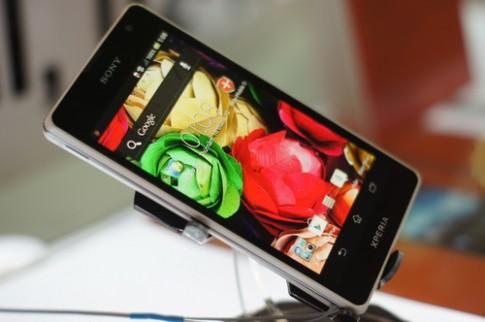 Các sản phẩm nổi bật tại Mobile Viet Nam 2012
