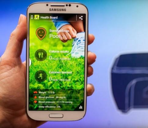 Các tính năng nổi bật trên Galaxy S4