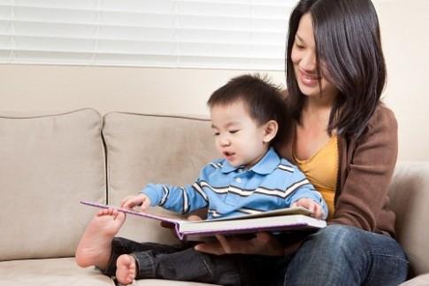 Cách giúp con học ngoại ngữ từ bé