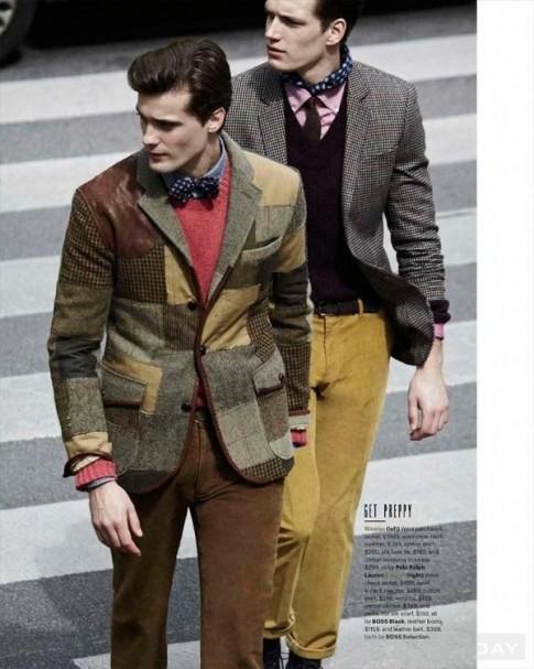 Cách mix đồ nam: Lịch lãm như quý ông của Tạp chí GQ