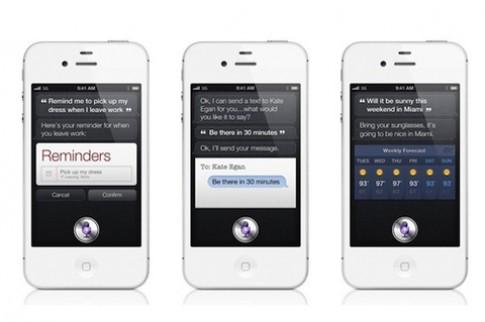 Cài đặt Siri cho các thiết bị chạy iOS 5