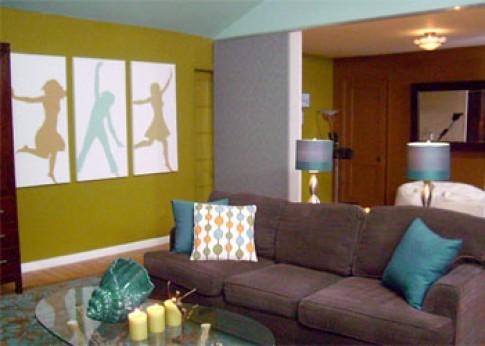 Cải thiện cuộc sống nhờ nội thất (1)
