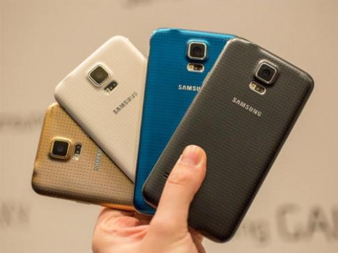 Cảm nhận ban đầu về điện thoại Galaxy S5