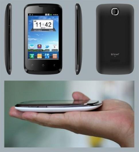 Cảm nhận smartphone giá rẻ Q-Smart S5