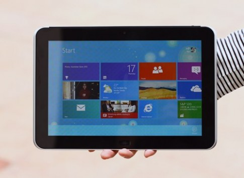 Cảm nhận tablet Windows 8 ElitePad 900 của HP