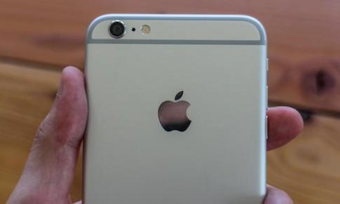 Camera iPhone 6 Plus rung do dùng phụ kiện có từ tính