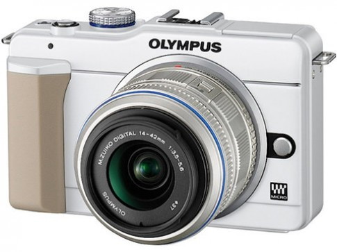 Camera thay ống kính nhẹ nhất thế giới