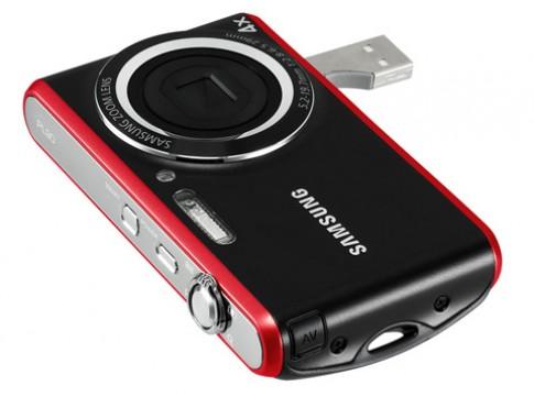 Camera tích hợp chân cắm USB của Samsung