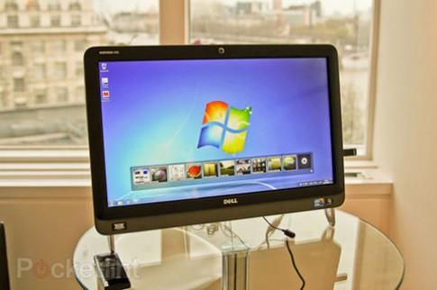 Cận cảnh Dell Inspiron One màn hình 23 inch