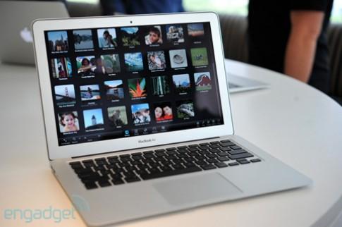 Cận cảnh Macbook Air 'siêu mỏng' mới