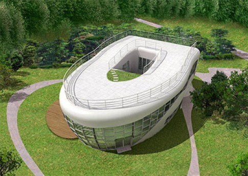Căn nhà toilet 1,1 triệu USD