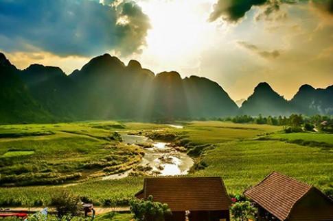 Canh dep o Vuon quoc gia Phong Nha Ke Bang