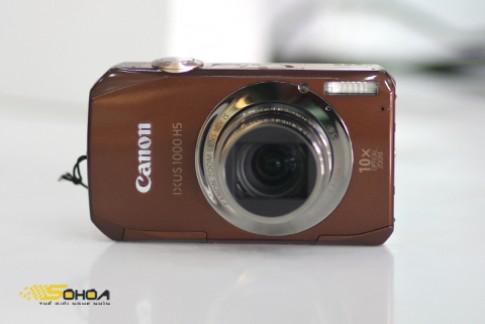 Canon 1000 HS giá gần 8 triệu đồng