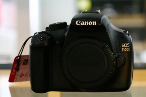 Canon 1100D đã có hàng ở Việt Nam
