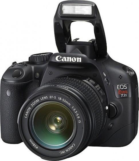 Canon 550D cho chất ảnh ngang ngửa 7D