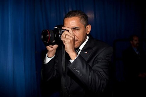 Canon 5D Mark II quay phim truyền hình tại Mỹ