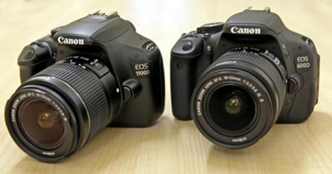 Canon 600D giá 24,5 triệu đồng