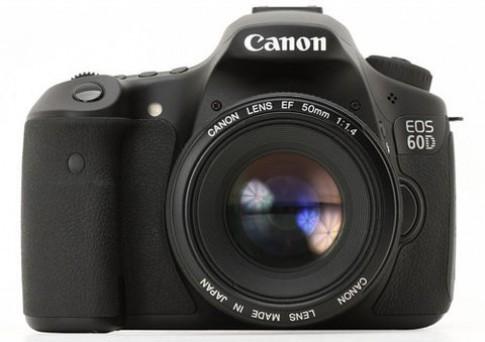 Canon 60D cho chất ảnh tương đương 550D và 7D