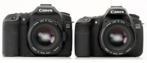 Canon 60D và 50D đọ sức khử nhiễu