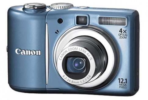 Canon A1100 IS chất lượng là trên hết