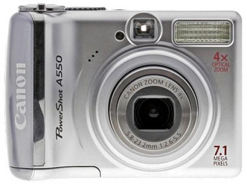 Canon A550 - máy ảnh bình dân mà ảnh đẹp