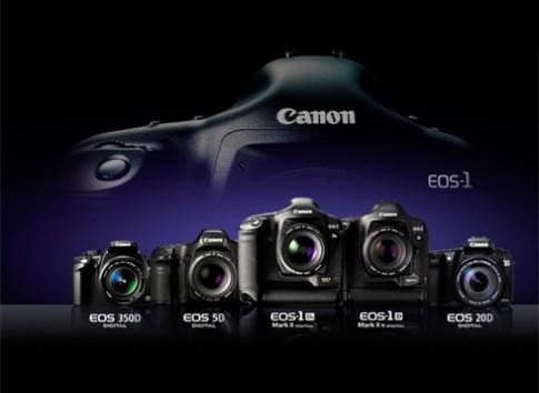 Canon bất ngờ để lộ dòng EOS 1D X mới