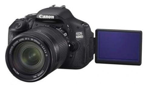 Canon cập nhập firmware 1.0.1 cho 600D