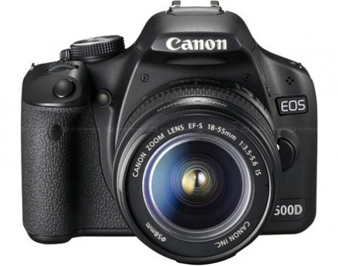 Canon cập nhật firmware cho EOS 500D