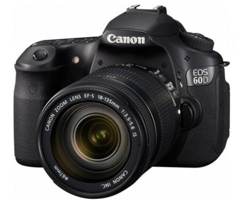 Canon chính thức ra EOS 60D giá 1.100 USD