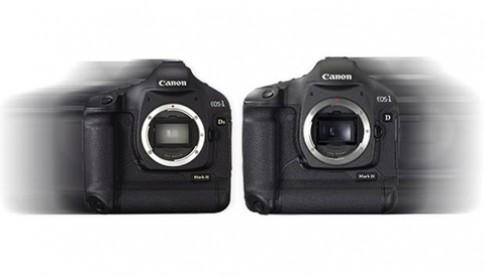 Canon có thể hợp nhất dòng 1D và 1Ds
