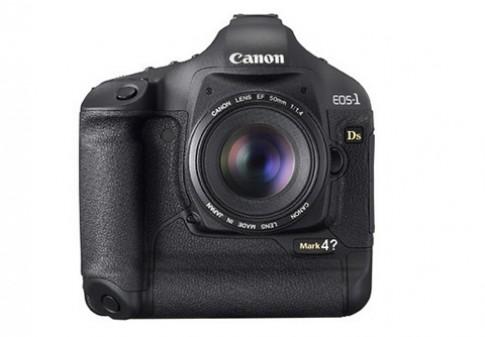 Canon có thể sắp tung ra 1Ds Mark IV