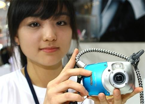 Canon D10 xuất hiện tại Hàn Quốc
