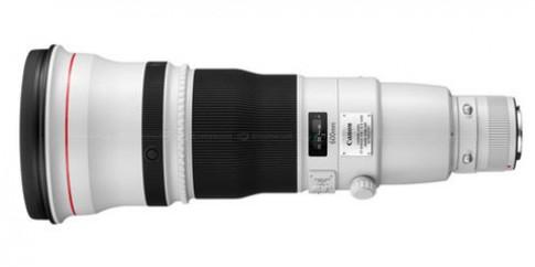 Canon 'đầu tư' 4 ống kính tele đẳng cấp L