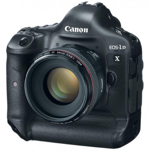 Canon EOS-1D X trình làng