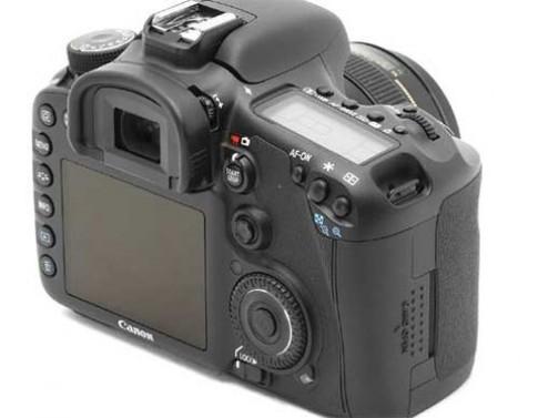 Canon EOS 7D khởi đầu series 7