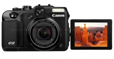 Canon G12 có khả năng chụp macro từ khoảng cách một cm