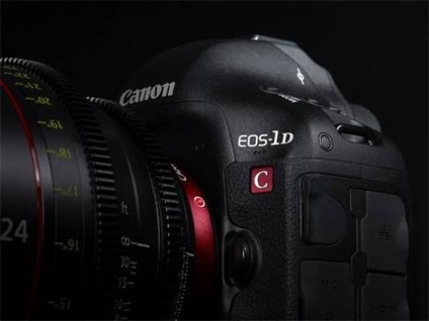Canon lý giải sự ra xuất hiện của EOS-1D C