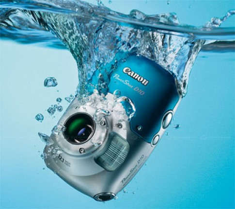 Canon mở rộng dòng IXUS và thêm máy ảnh chịu nước
