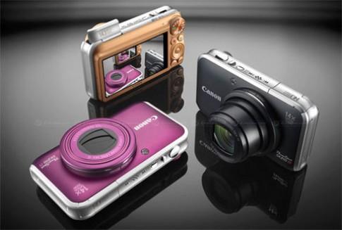 Canon nâng cấp dòng compact